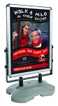 Double Sided Outdoor Display- 23