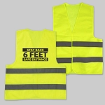 6 Feet - Safety Vest